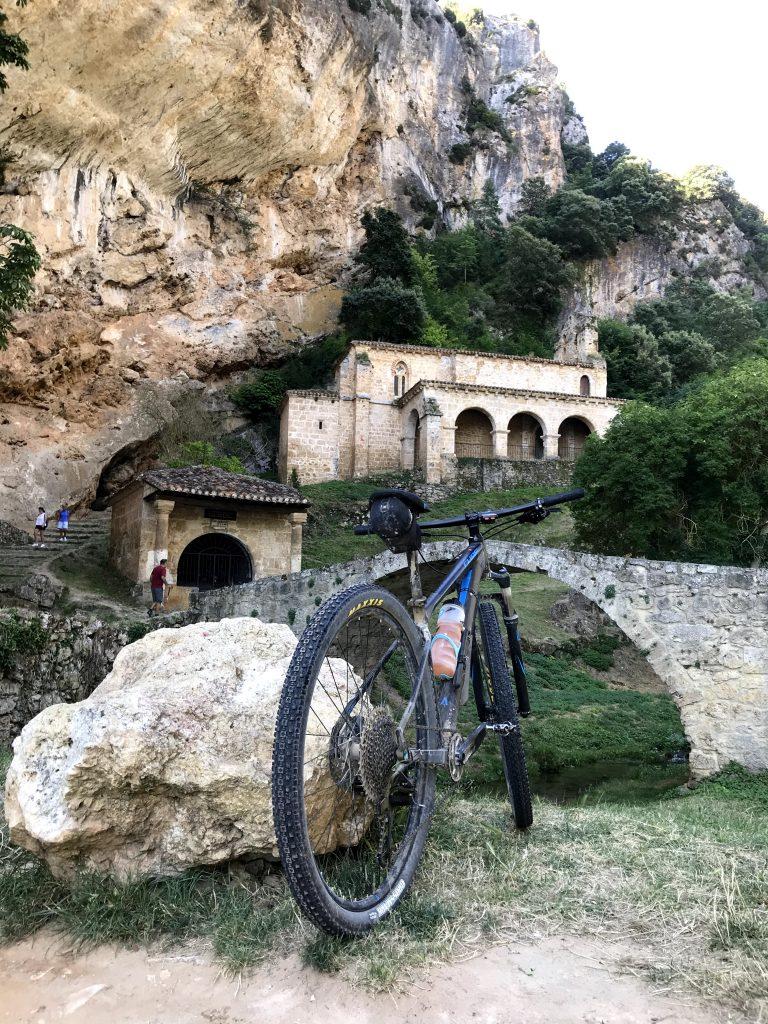 Las Merindades de Burgos en bicicleta